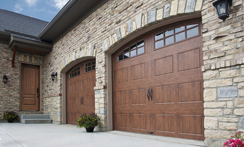 Photo of How To Choose The Perfect Garage Door For Your Home